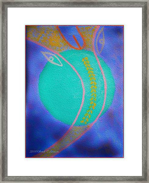 Mangalmurti - Lord Of Success Framed Print