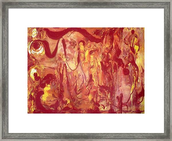 Manifestation Framed Print