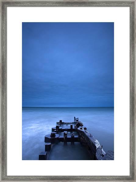 Manitowoc 1 Framed Print
