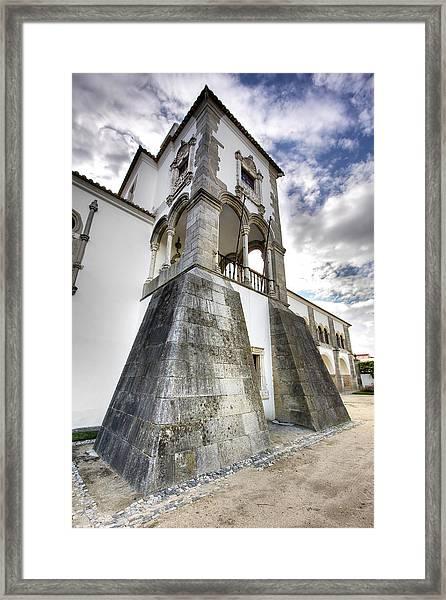 Manuel Palace Framed Print by Andre Goncalves