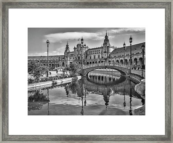 Many Angles To Shoot Framed Print