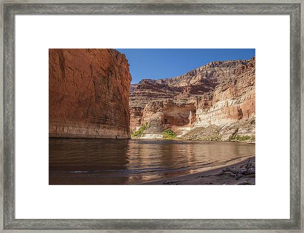 Marble Canyon Grand Canyon National Park Framed Print