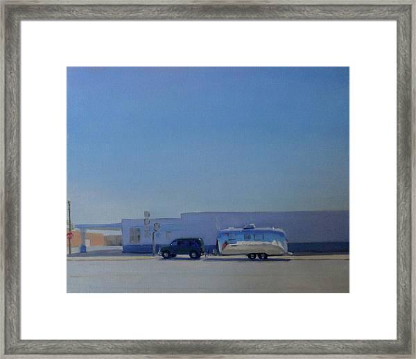Marfa Texas Framed Print