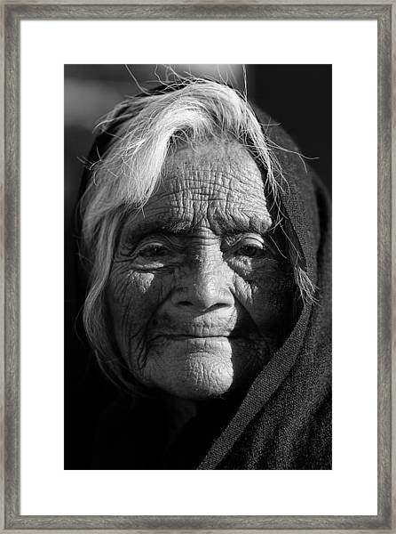 Maria Magdalena - The Scars Of The Memory 2009|2012 Framed Print