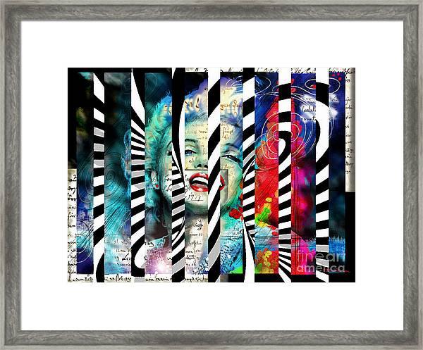 Marilyn Sis 1 Framed Print