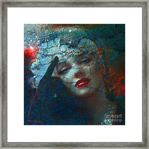 Marilyn Str. 1 Framed Print