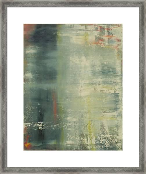 Venetian Lagoon Framed Print