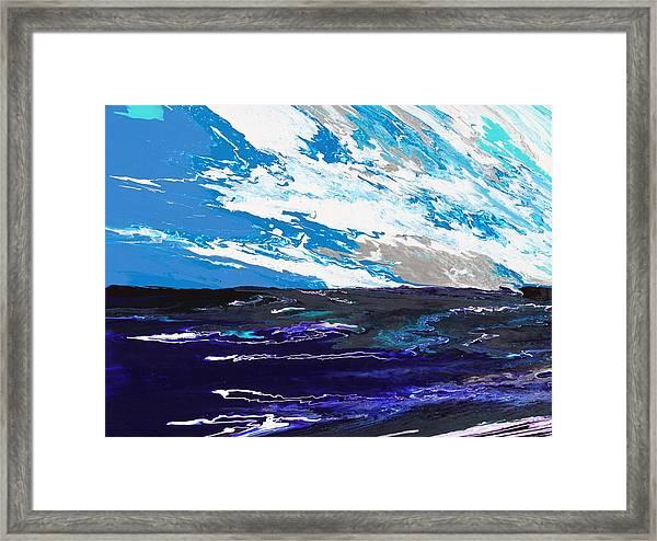 Mariner Framed Print