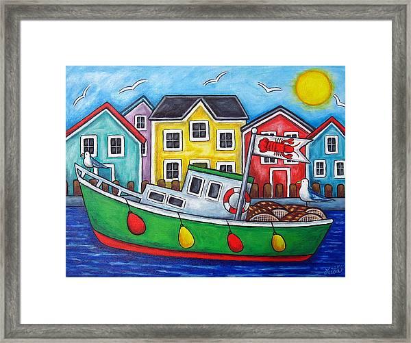 Maritime Special Framed Print