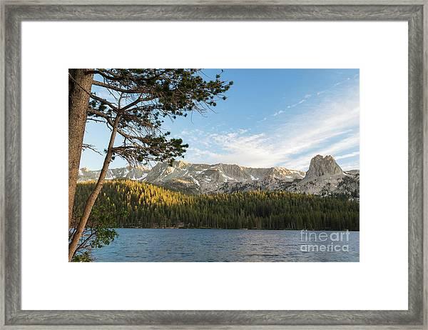 Marry Lake  Framed Print