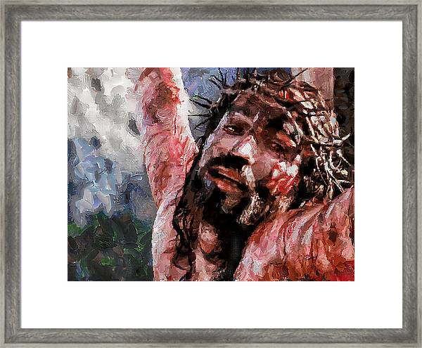 Martyrdom Framed Print