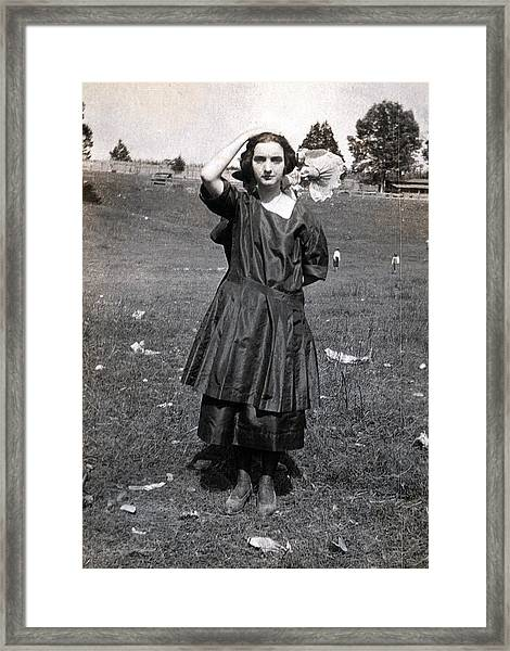 Mary Neal 01 Framed Print
