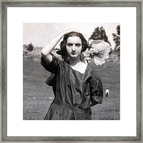 Mary Neal 02 Framed Print