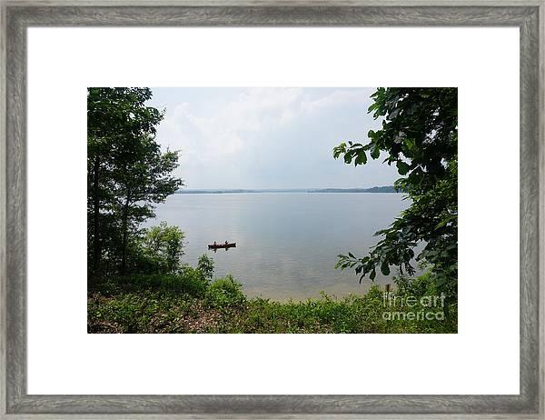 Mason Neck Virginia Framed Print