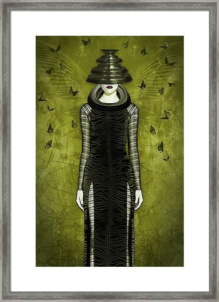 Matriarch Framed Print