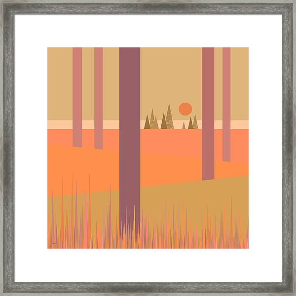 May Morning Framed Print