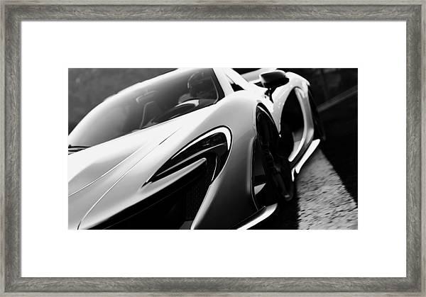 Mclaren 720s - 3 Framed Print