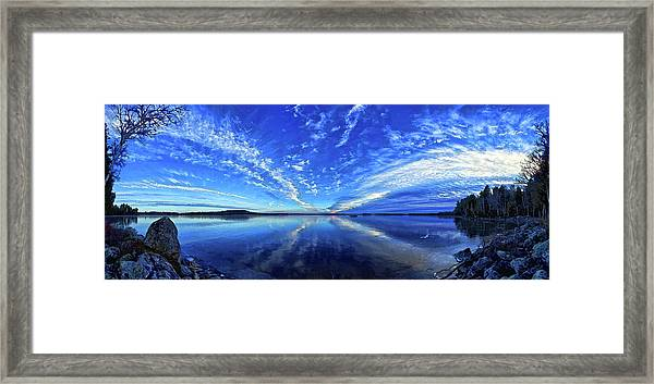 Meddybemps Blues Framed Print
