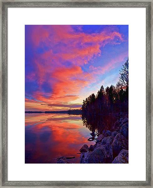 Meddybemps Reflections 2 Framed Print