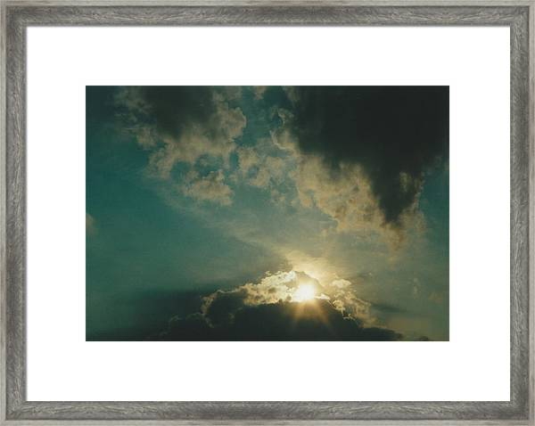 Medina Ohio Framed Print by Gene Linder