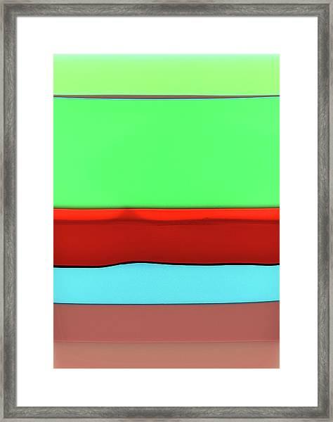 Meditation No. 16 Framed Print