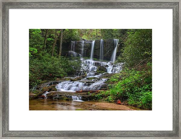 Meet Virginia...in South Carolina Framed Print
