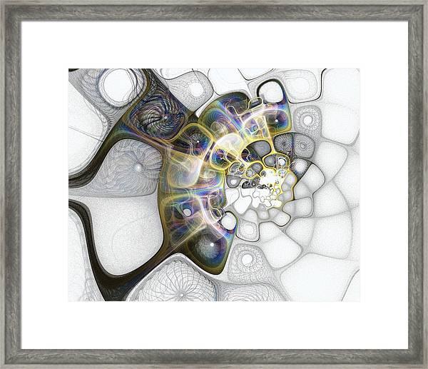 Memories II Framed Print