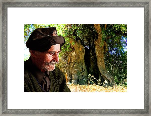 Memories Of Time Framed Print