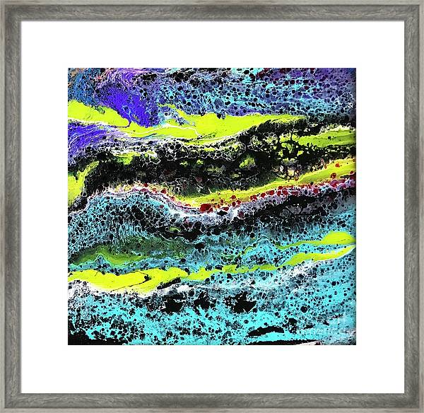 Mercury Wars 9 Framed Print