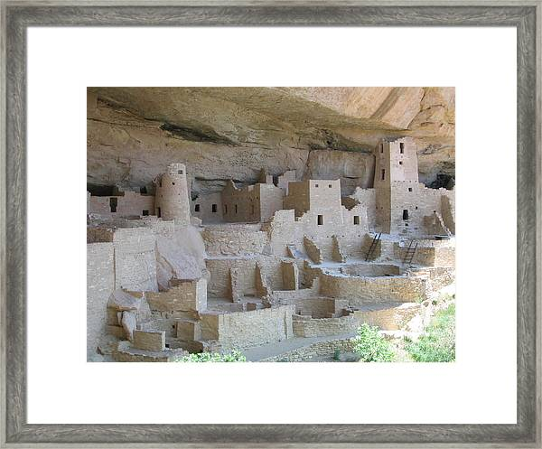 Mesa Verde Community Framed Print