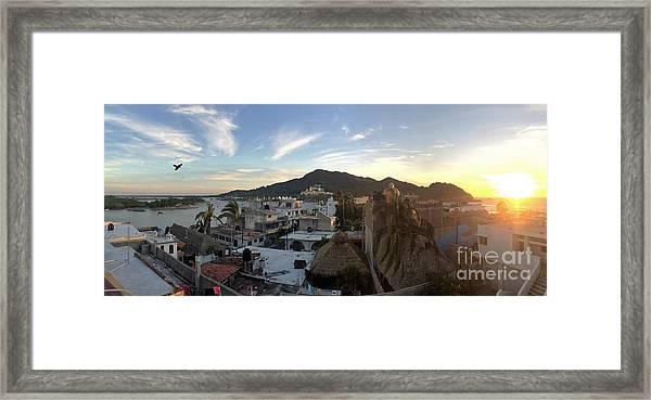 Mexico Memories 3 Framed Print