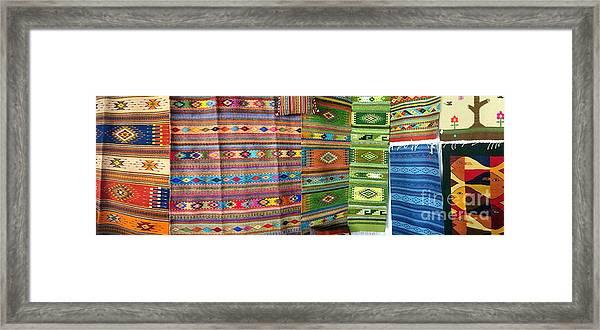 Mexico Memories 8 Framed Print
