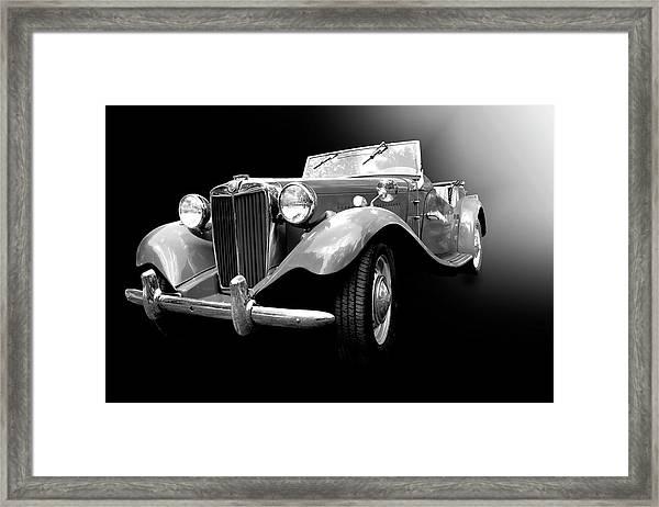 Mg-td Framed Print