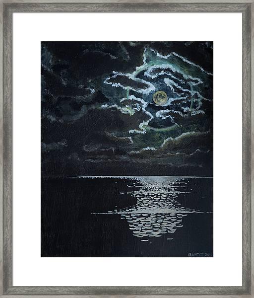 Midnight Passage Framed Print
