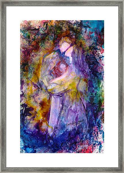 Midnight Whispers Framed Print