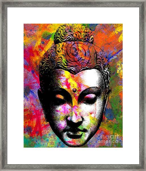 Mind Framed Print
