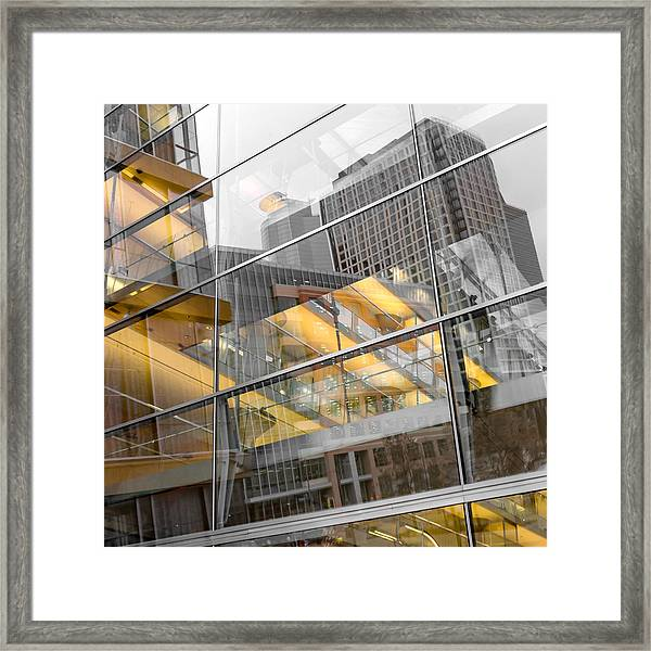 Minneapolis Public Library Framed Print