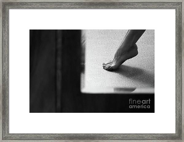 Mirror #6991 Framed Print