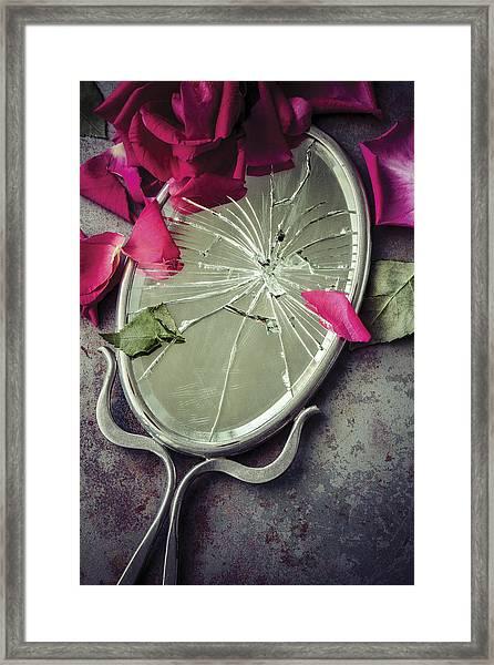 Mirror, Mirror... Framed Print