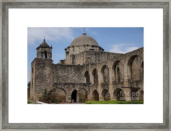 Mission San Jose - 1218 Framed Print