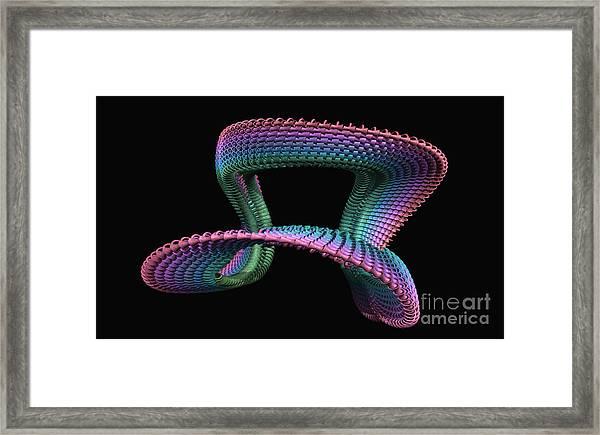 Mobius Framed Print