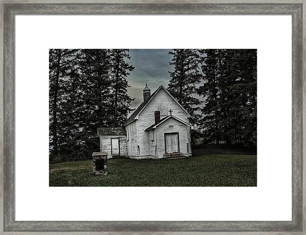 Mohilla Church Framed Print