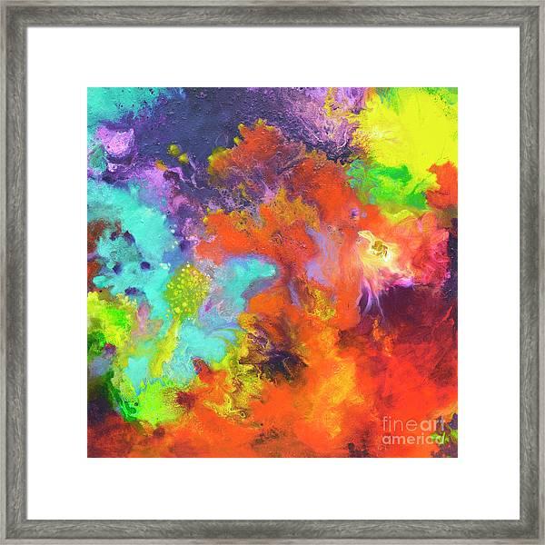 Momentum, Canvas Three Framed Print