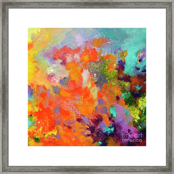 Momentum, Canvas Two Framed Print