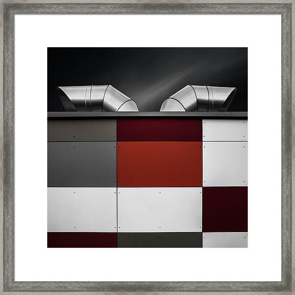 Mondrisio Framed Print