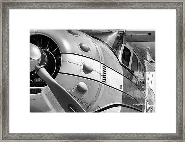 Monochrome 195 Framed Print