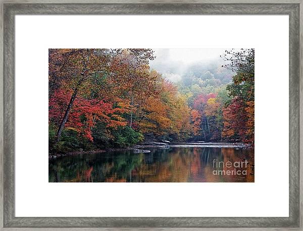Monongahela National Forest Framed Print