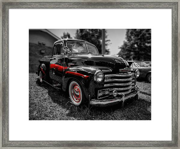 Framed Print featuring the photograph Monte Carlo In The Mirror by Lance Vaughn