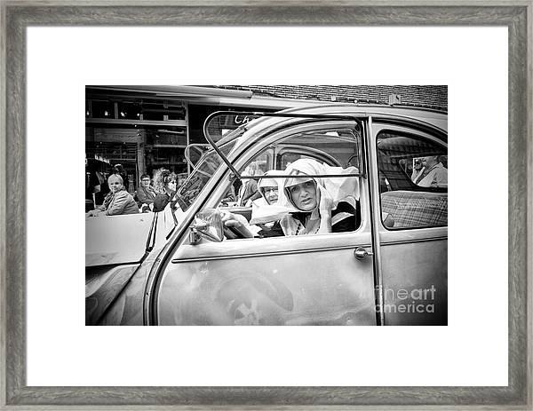 Montmartre Eindhoven Framed Print
