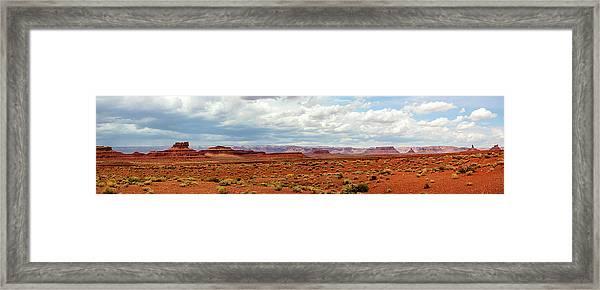 Monument Valley, Utah Framed Print